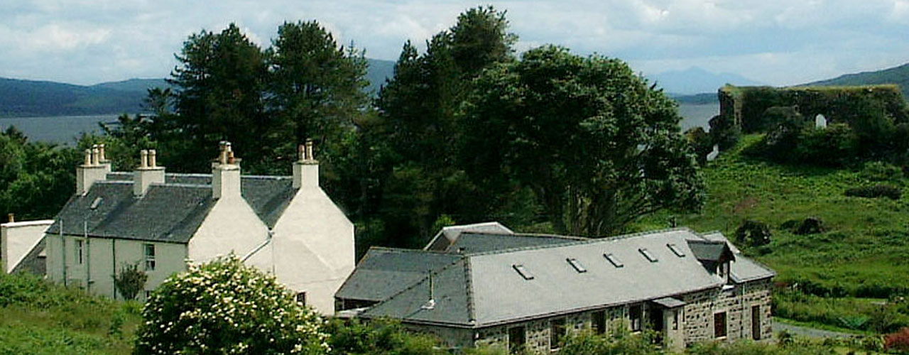 Aros Mains - Affordable Accommodation on the Isle of Mull
